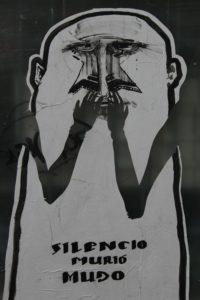 manejo del silencio del mediador